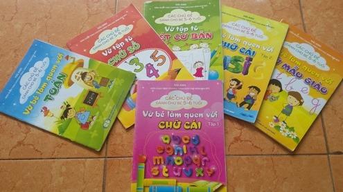Thanh Hóa: Trường mầm non bán sách cho trẻ chưa biết chữ 2