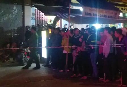 Hiện trường vụ 4 người tử vong bất thường ở Thanh Hóa 6