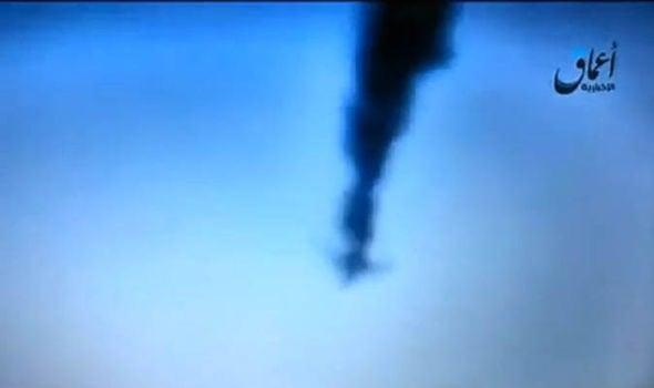 Vạch trần video IS bắn hạ máy bay Nga là giả 1