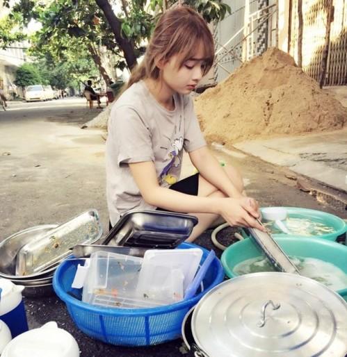 Những nữ sinh Việt nổi tiếng nhờ những bức ảnh tình cờ 3