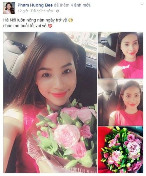 Facebook sao Việt: Tự Long khoe con gái giống hệt bố 2
