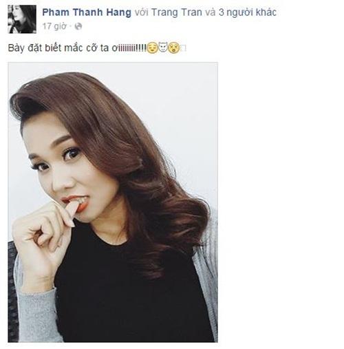 Facebook sao Việt: Tự Long khoe con gái giống hệt bố 15