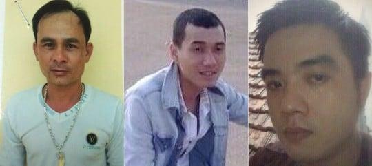Nhóm côn đồ truy sát người ở Bệnh viện Quảng Ngãi ra đầu thú 1