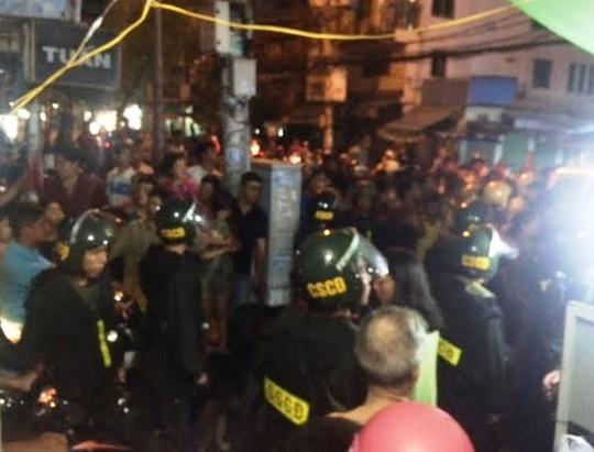 Hàng trăm cảnh sát vây bắt bà trùm ma túy khét tiếng 1