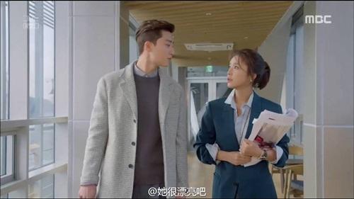 She was pretty tập 14: Sung Joon bất ngờ khi gặp nhân vật bí ẩn - Ten 2