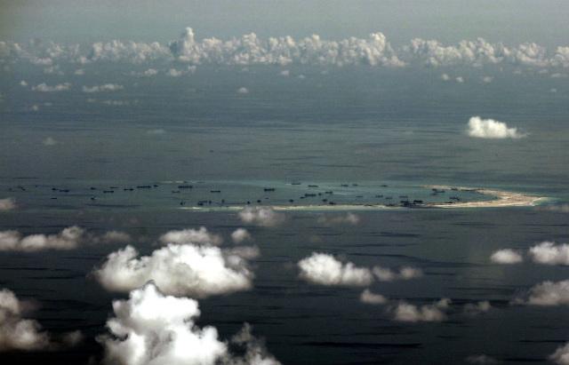 Hình ảnh Mâu thuẫn Biển Đông, ASEAN - Trung Quốc hủy ra tuyên bố chung số 1