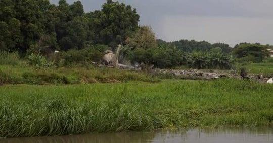 Hình ảnh Máy bay Nga sản xuất rơi ở Nam Sudan, ít nhất 41 người thiệt mạng số 1
