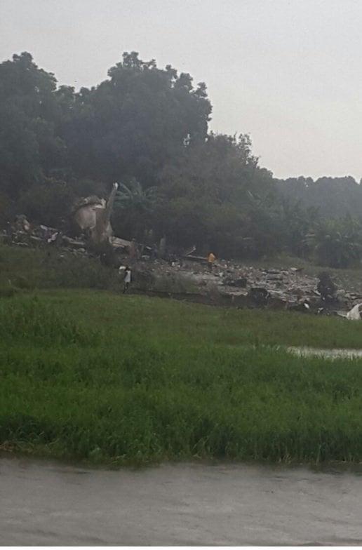 Hình ảnh Máy bay Nga sản xuất rơi ở Nam Sudan, ít nhất 41 người thiệt mạng số 3