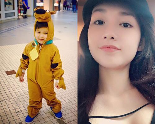 MC Quỳnh Chi tiết lộ 10 tháng không được gặp con 1