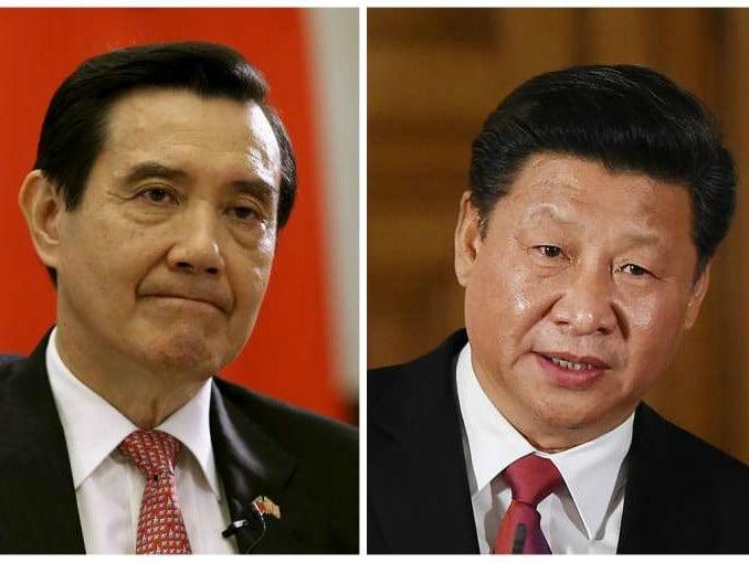 Hình ảnh Trung Quốc - Đài Loan họp thượng đỉnh sau 66 năm số 1