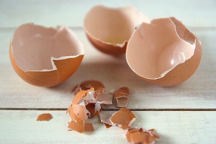 Vỏ trứng và công dụng bất ngờ ít biết  4