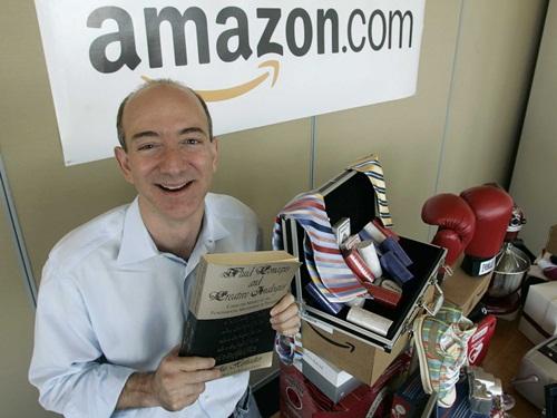 Đại gia thương mại điện tử Amazon mở hiệu sách 2