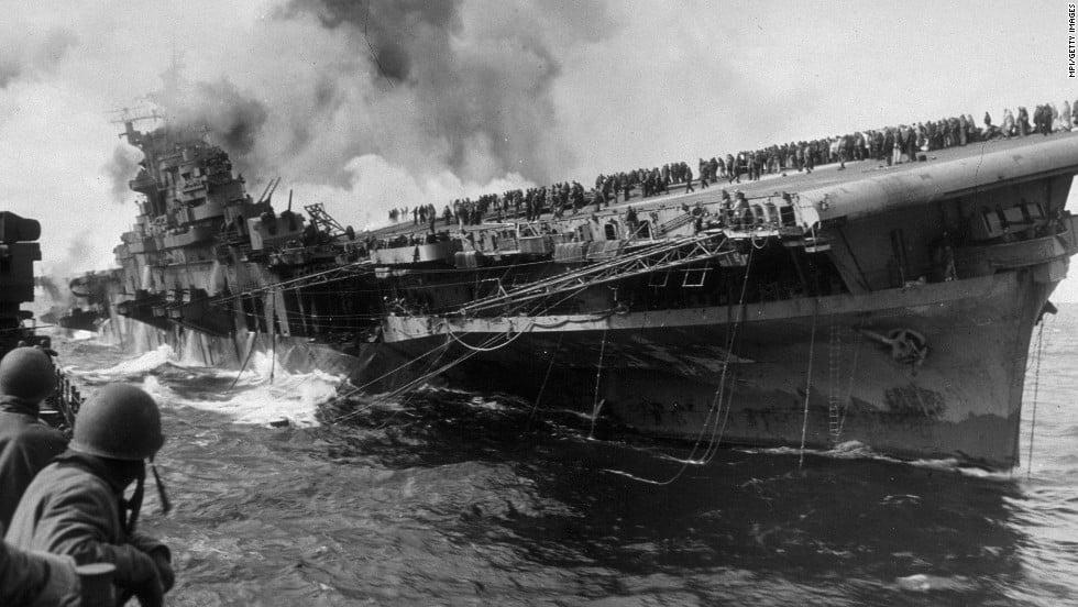 Hạm đội tàu sân bay trứ danh của Mỹ sắp hết thời 6