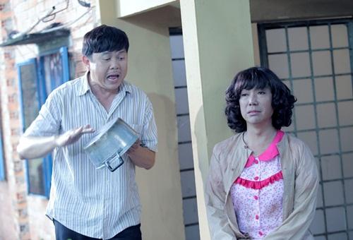 Chí Tài, Long Nhật làm đám cưới đồng tính trên phim 6