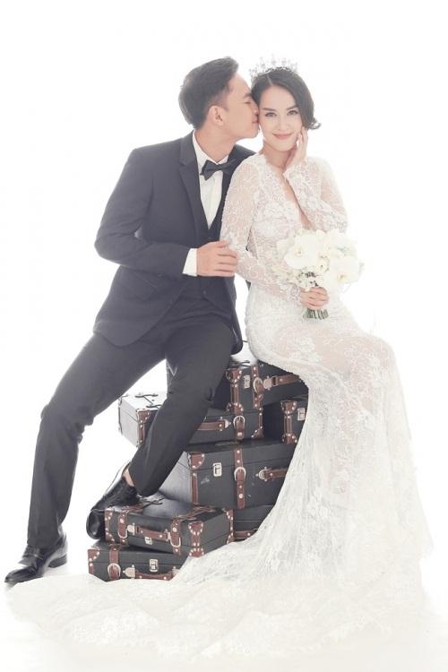 Ngắm trọn bộ ảnh cưới của Văn Anh, Tú Vi trước ngày về chung một nhà 5