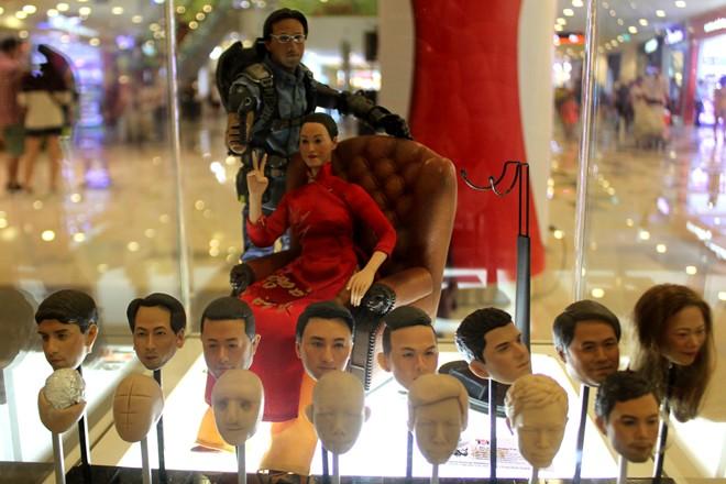 50 triệu/con búp bê bản sao của khách ở Sài Gòn 1