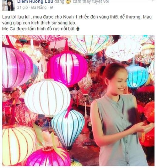 Facebook sao Việt:  Midu tất bật với công việc sau scandal tình cảm 7