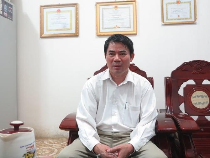 Hình ảnh Giám đốc trung tâm bảo trợ xã hội Nghệ An không tư lợi số 1