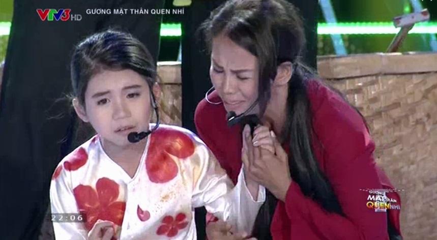 Gương mặt thân quen nhí 2015 tập 6: Hoài Linh hãnh diện vì phiên bản Michael Jackson Việt 5