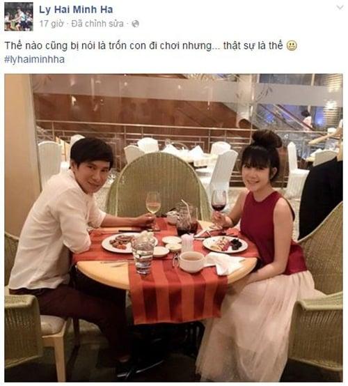Facebook sao Việt:  Midu tất bật với công việc sau scandal tình cảm 8