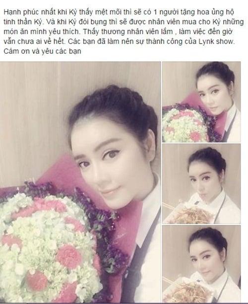 Facebook sao Việt:  Midu tất bật với công việc sau scandal tình cảm 15