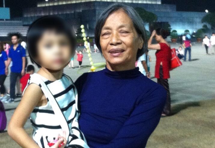 Hình ảnh Mẹ chồng đi lạc, con dâu lên mạng xã hội cầu cứu số 3