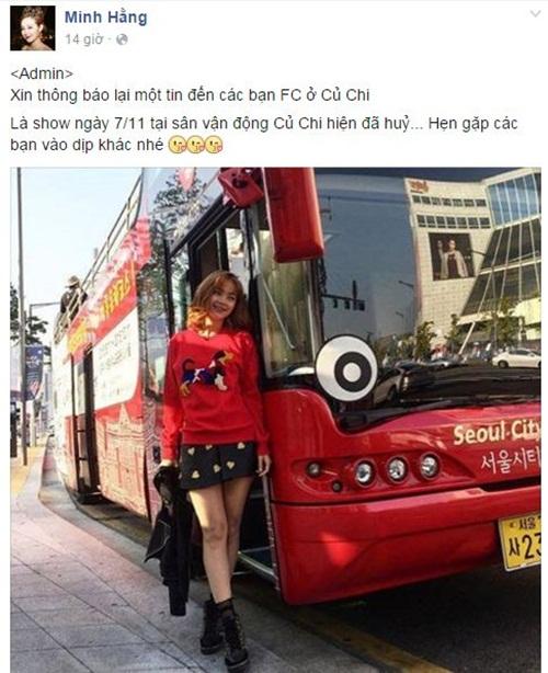 Facebook sao Việt:  Midu trở lại công việc sau scandal tình cảm 16