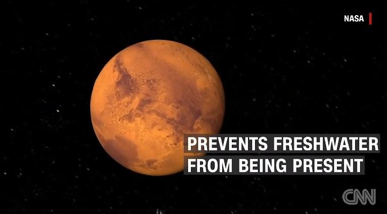 """NASA công bố """"thủ phạm"""" biến sao Hỏa thành"""