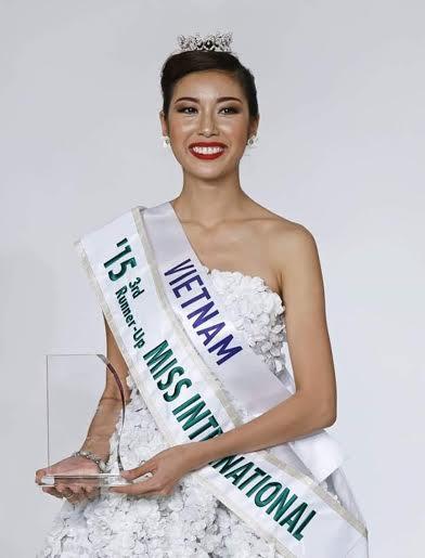 Chân dung Á hậu Thúy Vân - người đẹp thành công nhất lịch sử thi Hoa hậu 3