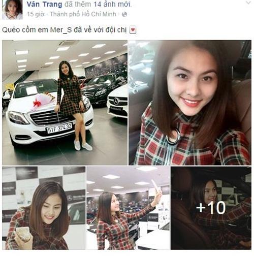 Facebook sao Việt:  Midu trở lại công việc sau scandal tình cảm 4