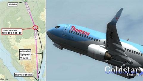 Máy bay chở 189 khách suýt bị tên lửa bắn rơi ở Ai Cập 1
