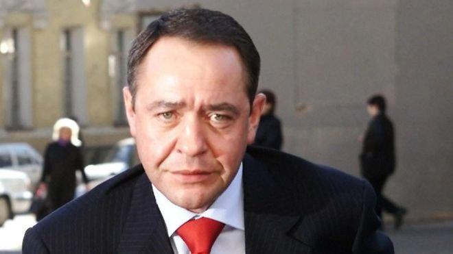 Một cựu bộ trưởng Nga đột tử trong khách sạn ở Mỹ 1