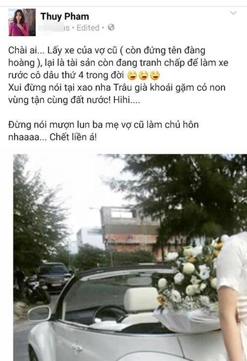 Phan Như Thảo đính hôn cùng chồng cũ siêu mẫu Ngọc Thúy 7