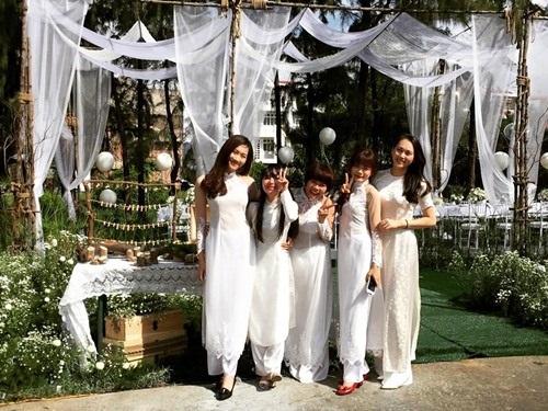Phan Như Thảo đính hôn cùng chồng cũ siêu mẫu Ngọc Thúy 3