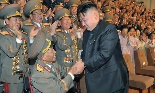 Nguyên soái Triều Tiên qua đời ở tuổi 94 1