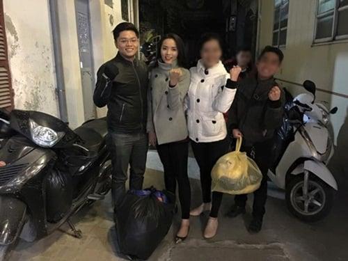 Chân dung anh trai ít biết của Hoa hậu Kỳ Duyên 4