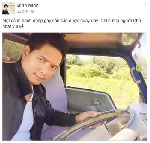 Facebook sao Việt: Ngọc Thúy 'khẩu chiến' với Trang Trần 3