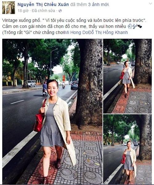 Facebook sao Việt: Ngọc Thúy 'khẩu chiến' với Trang Trần 5