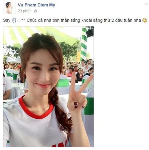 Facebook sao Việt: Ngọc Thúy 'khẩu chiến' với Trang Trần 15