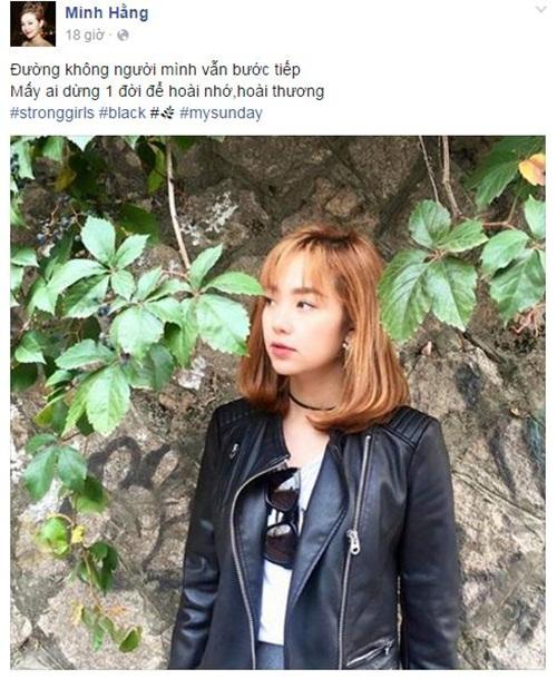 Facebook sao Việt: Ngọc Thúy 'khẩu chiến' với Trang Trần 12
