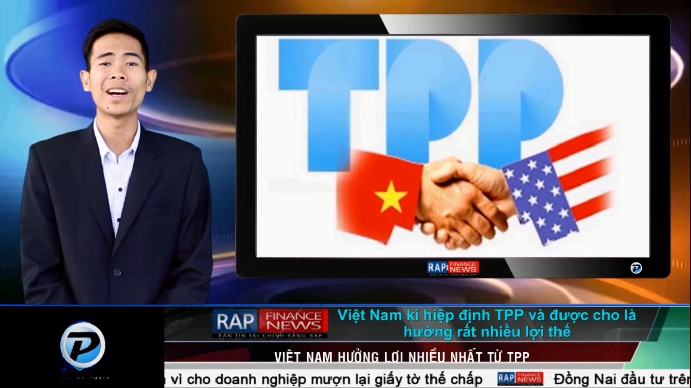Hiệp định TPP và tác động đến kinh tế Việt Nam trong Rap Finance 10 1
