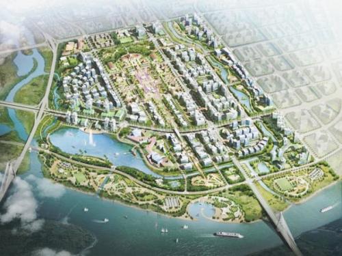 Xây khu trung tâm hành chính tốn 10.000 tỷ đồng: 'Đầu tư cho Hải Phòng là xứng đáng!' 1