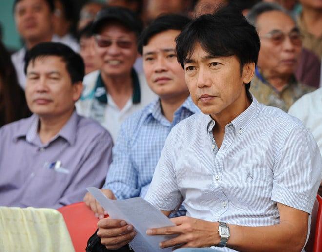 HLV Miura sẽ tuyển thêm quân cho U23 Việt Nam từ giải U21 quốc tế 2015  1