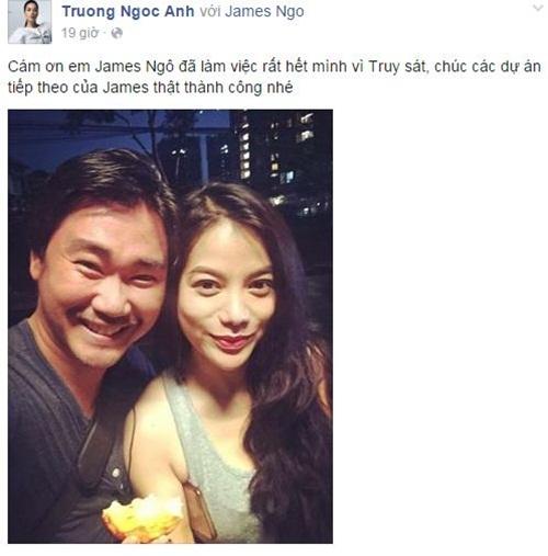 Facebook sao Việt:  Nhã Phương nóng bỏng, sắc sảo trong shoot hình mới 14