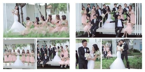 Văn Anh - Tú Vi tung thêm bộ ảnh cưới cực vui nhộn 1
