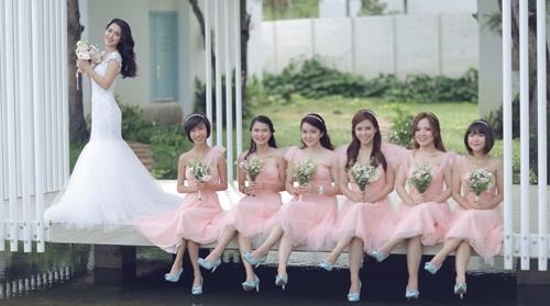 Văn Anh - Tú Vi tung thêm bộ ảnh cưới cực vui nhộn 2