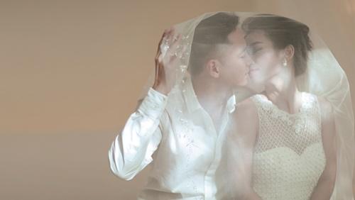 Văn Anh - Tú Vi tung thêm bộ ảnh cưới cực vui nhộn 4