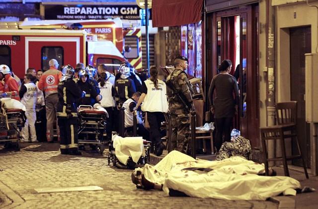 Toàn cảnh vụ thảm sát đẫm máu tại Paris gây chấn động thế giới 3