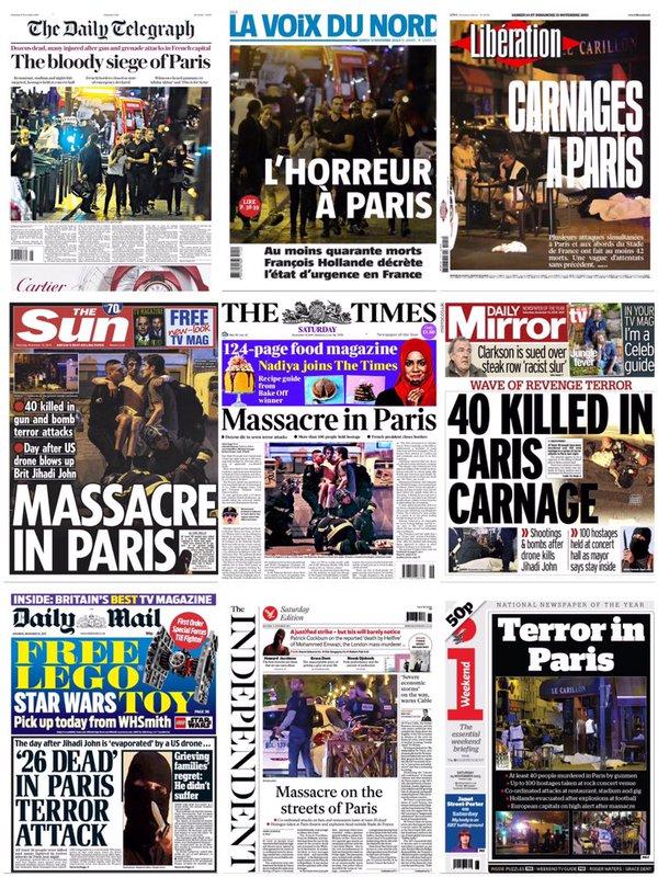 Toàn cảnh vụ thảm sát đẫm máu tại Paris gây chấn động thế giới 10