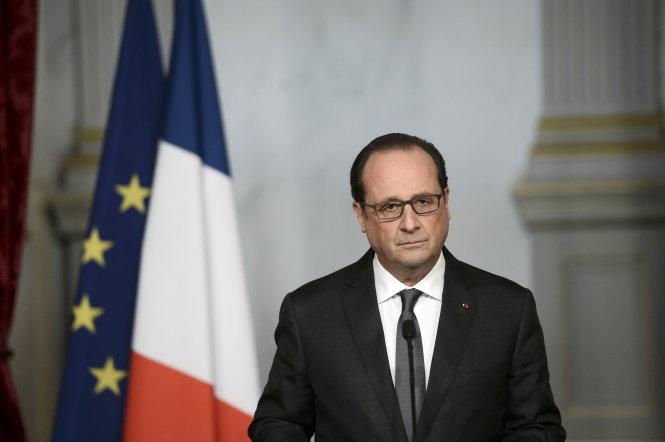 Vì sao Pháp lập tức không kích trả đũa IS sau vụ khủng bố? 3